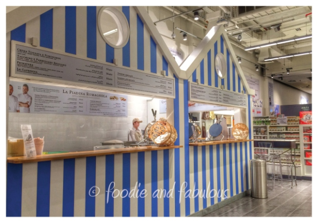 Food Stations